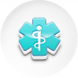 Computer Repair Services Health Icon